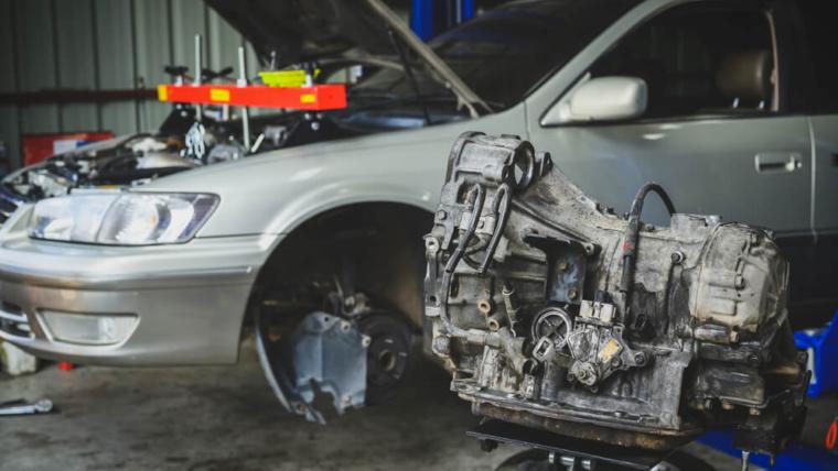 car torque convetor problem